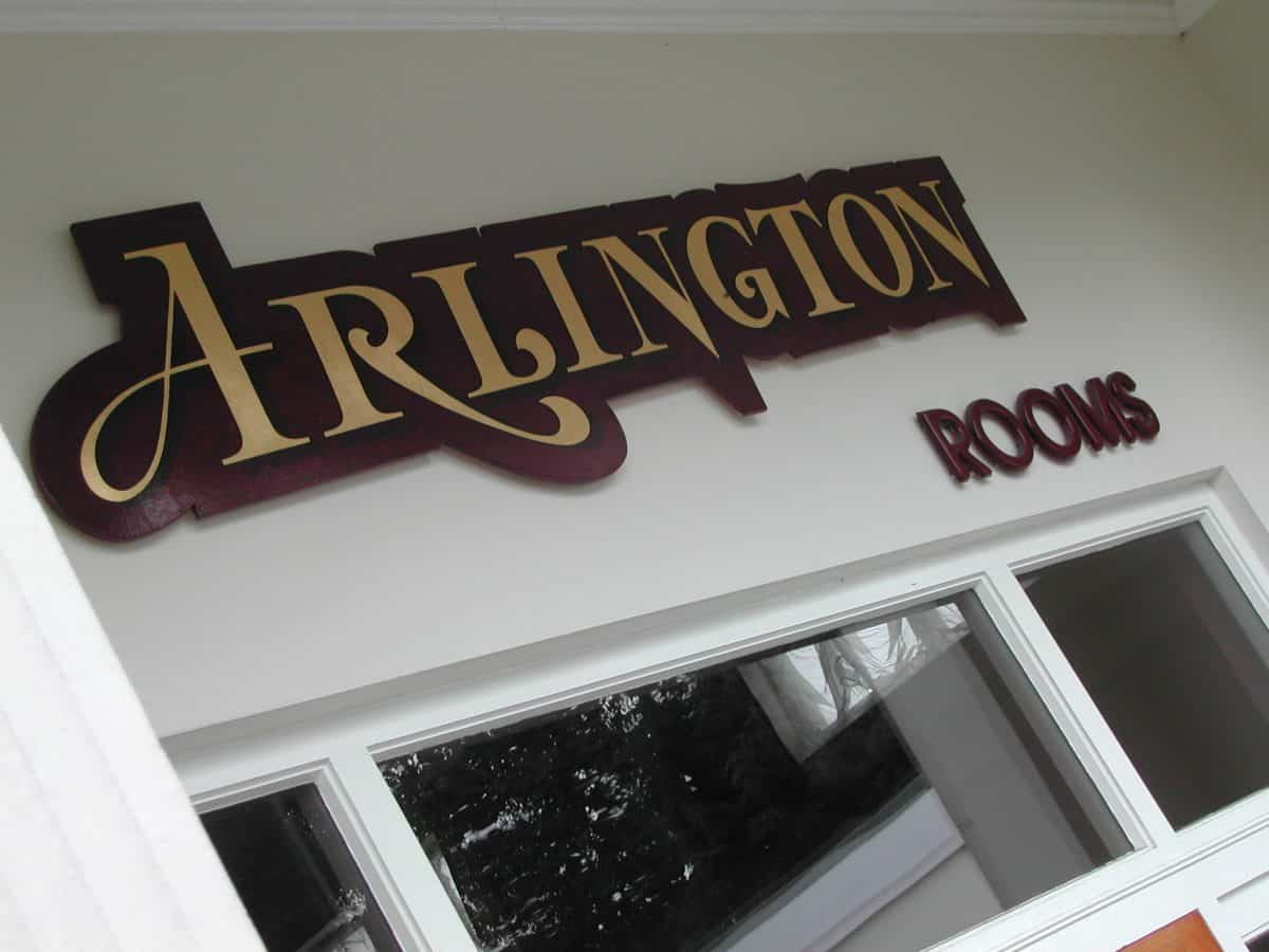 Arlington Rooms in Westcliff