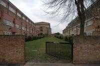 Kursaal Estate, Woodgrange estate, Southend
