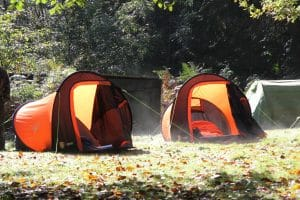 Forge Wood camping tents