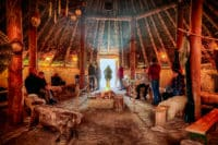 Hadleigh Iron Age Roundhouse