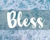 Be Blessed logo