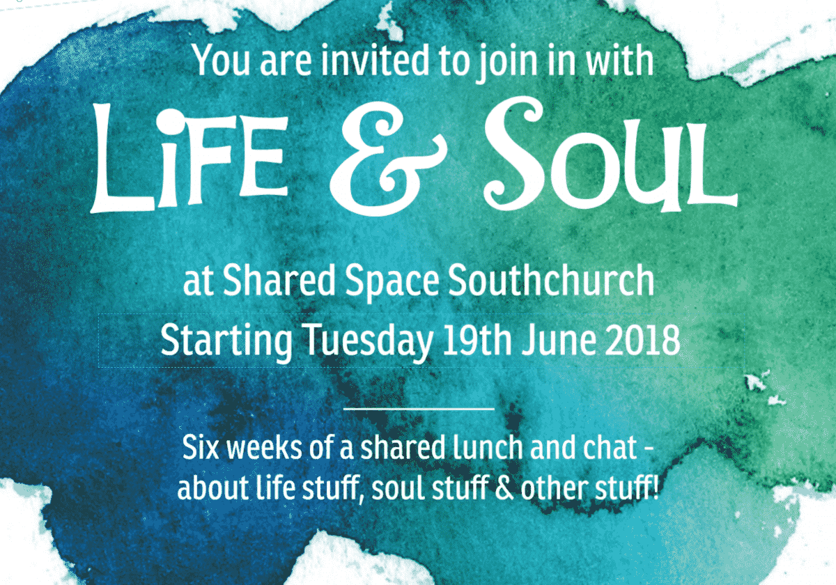 19 June: Life and Soul starts