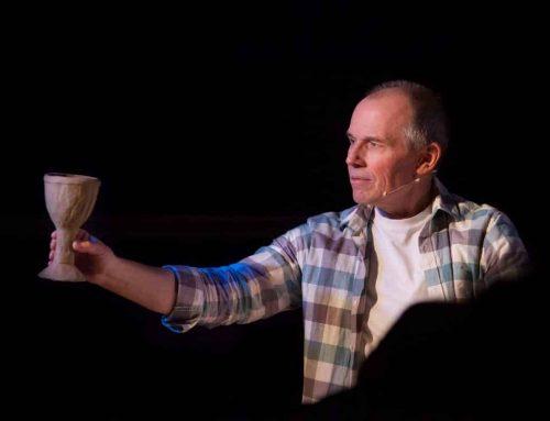 10 November: A Dramatic Performance of Mark's Gospel