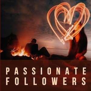 Passionate Followers logo