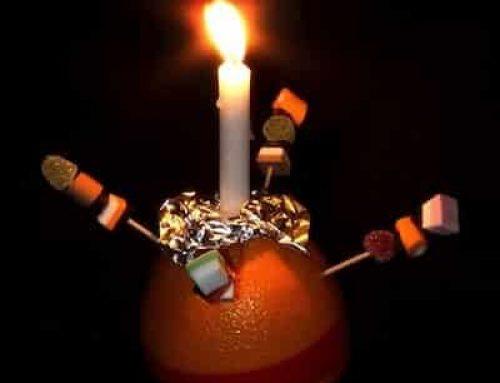22 December: Christmas celebration, carols and christingles