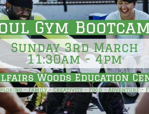 3rd March: Soul Gym Boot Camp