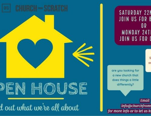 22 & 24 June: Open House – your chance to experience CFS