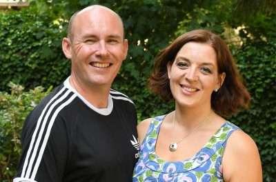 Dan and Annie Dupree