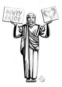 Pride Jesus