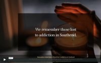 We remember them in the silence