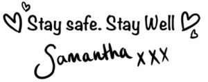 Samantha Lacey Signature