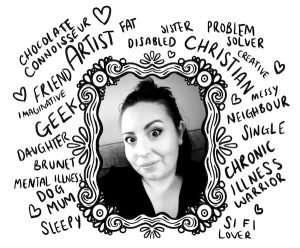 Samantha Lacey Visual Arts - artists portrait