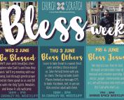 Bless Week artwork